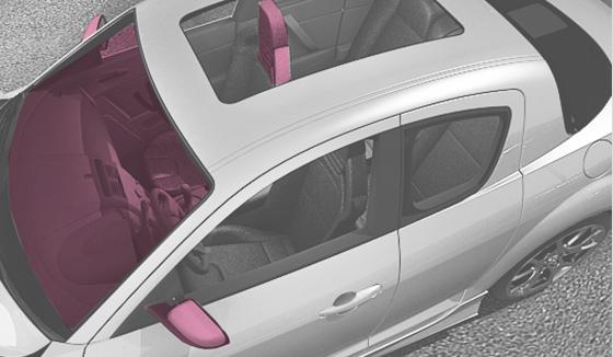 자동차 도어 설명 사진