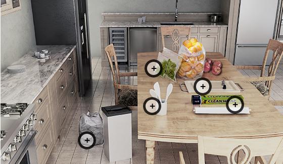 주방용품 설명 사진